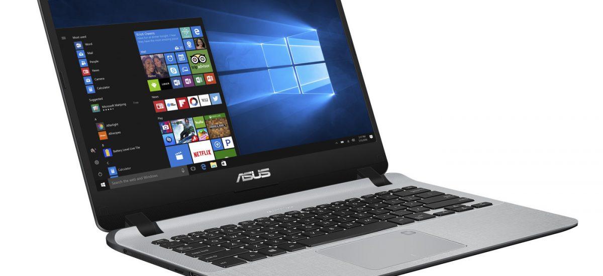 ASUS Vivobook A407, Desain Modern Dengan Sistem Keamanan Terbaik