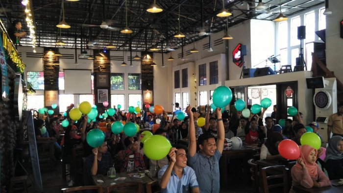Merayakan OS Terbaru Android, Komunitas Android Ranah Minang Menggelar Nougat Release Party
