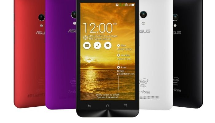 Review Asus Zenfone 5, Mid End Killer